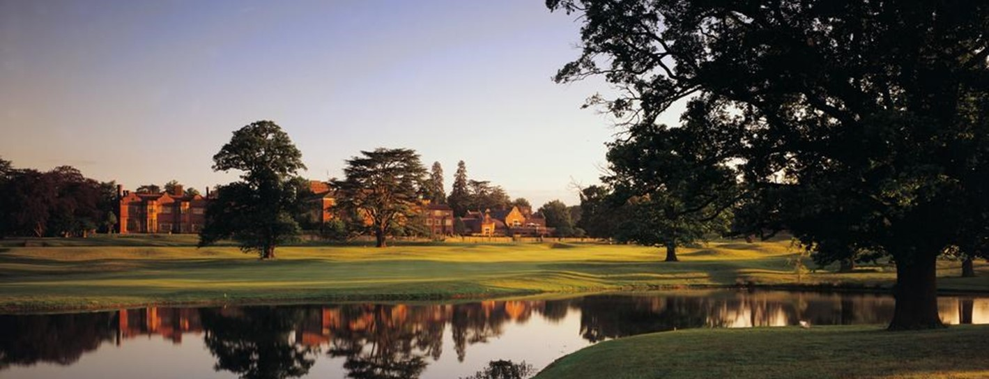 Marriott Hanbury Manor