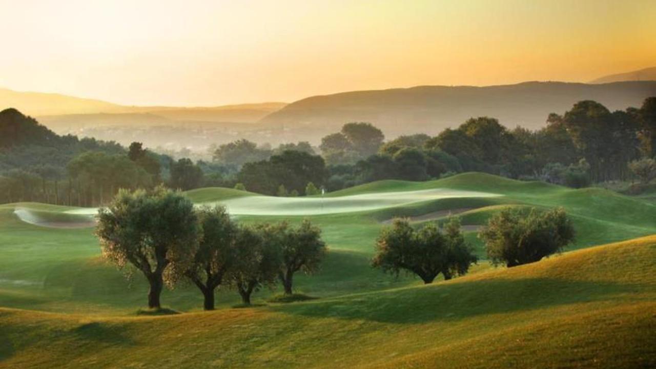 Golf Holidays in Greece