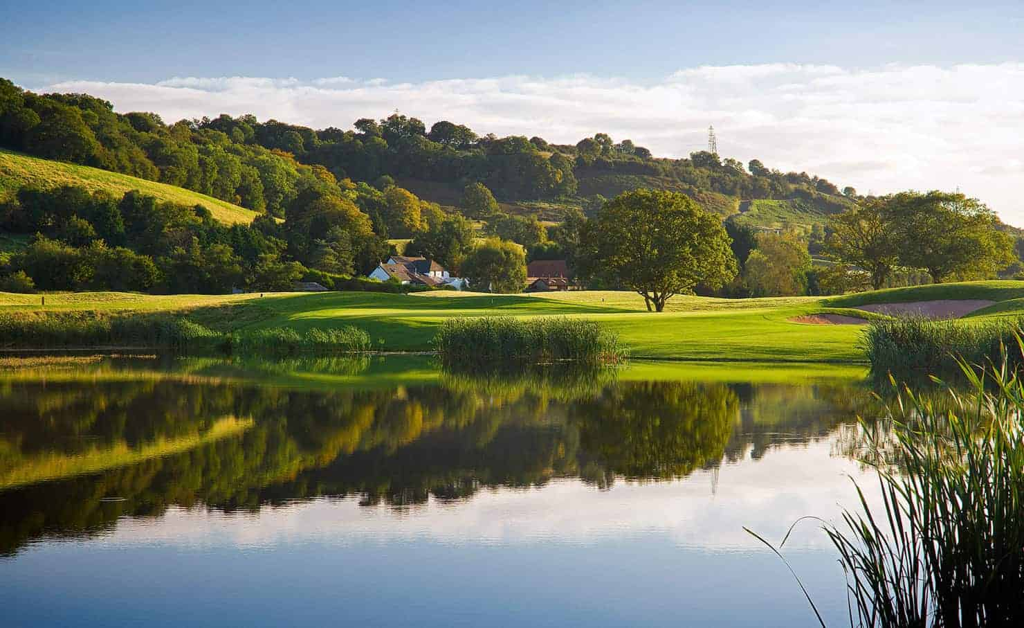 Celtic Manor Golf Resort, Coldra Court, Newport, Wales