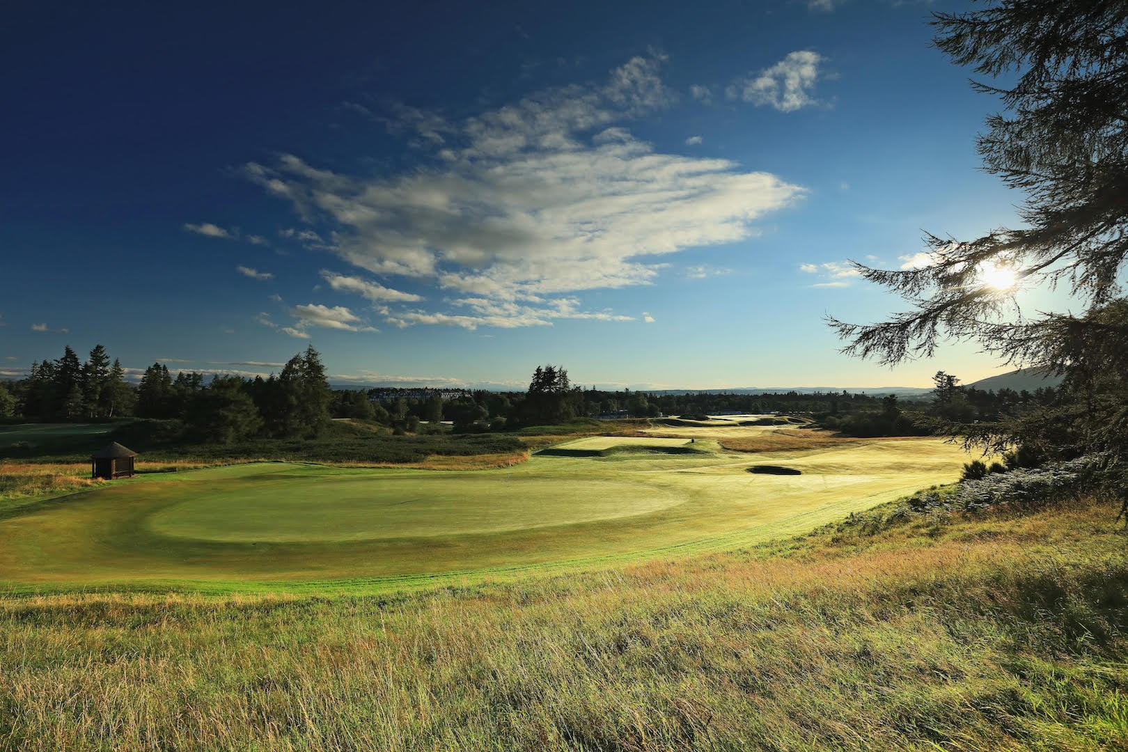 The Gleneagles Golf Resort