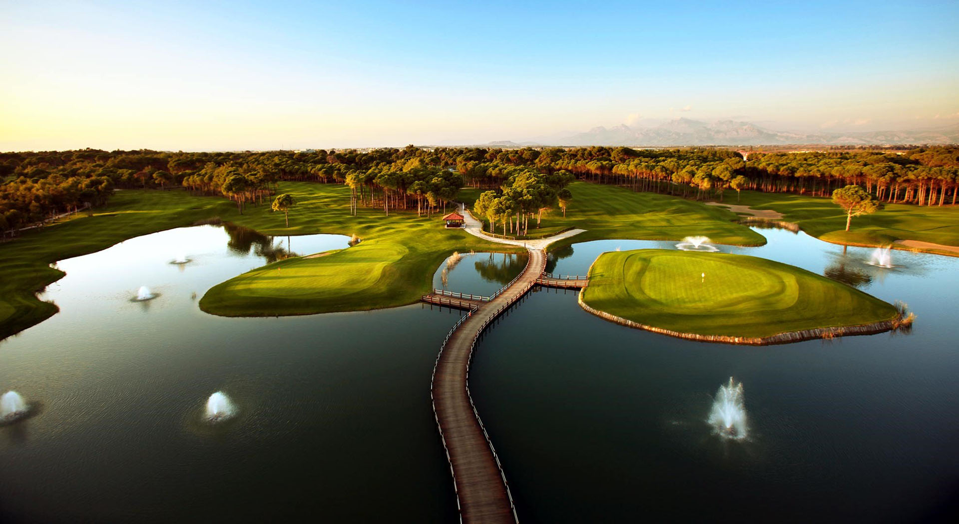 Golf Holidays with Unlimited Golf