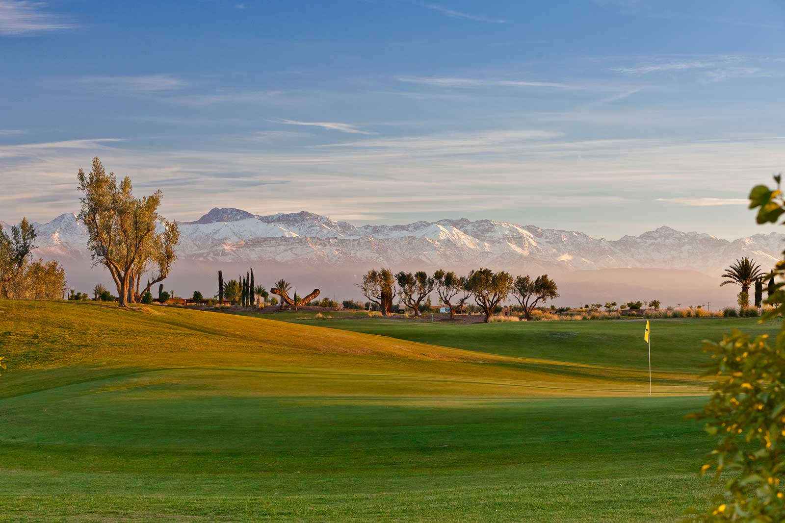 Family Golf Breaks Golf Holidays in Morocco