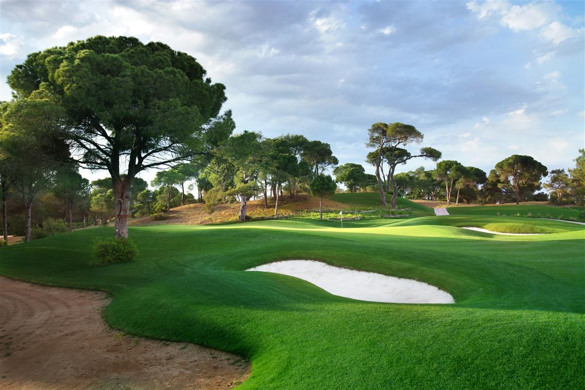 Golf Courses in Turkey