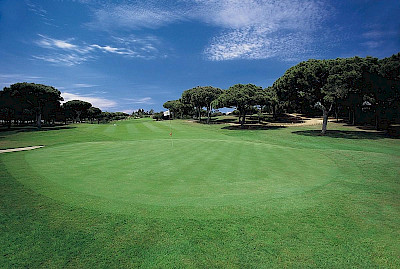 Vilasol Golf Course