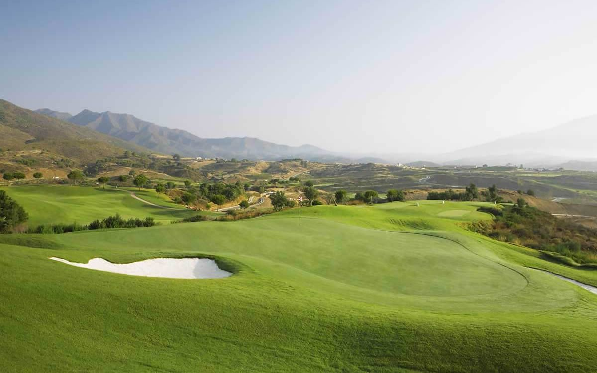 La Cala America Course, La Cala Golf Resort