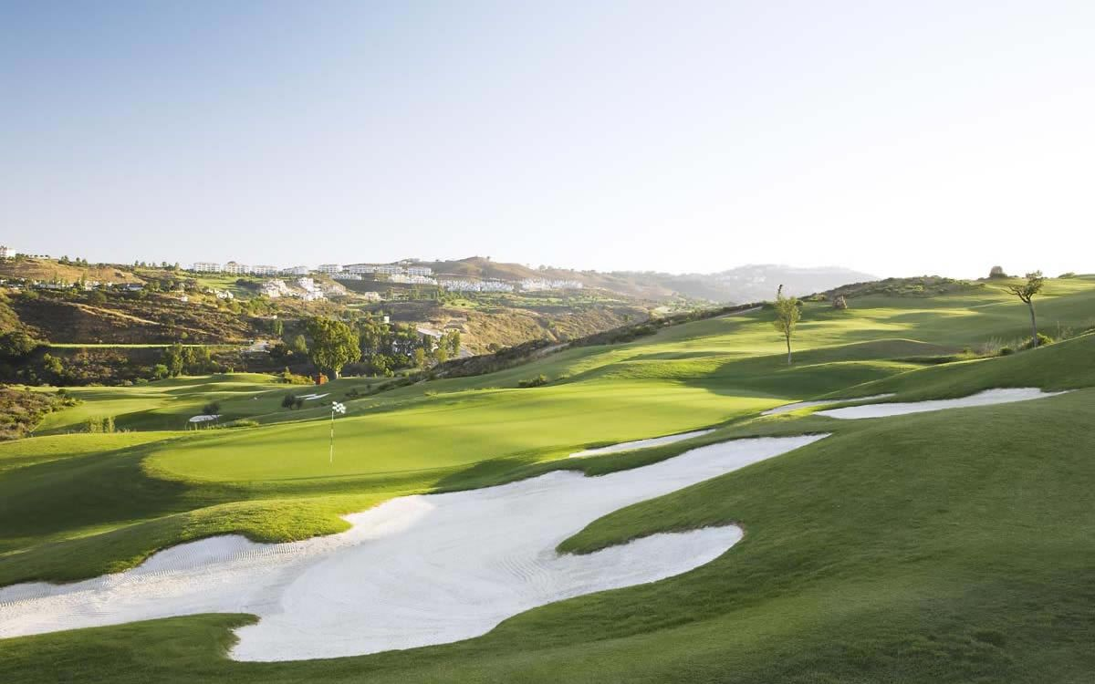 La Cala Europa Golf Course, La Cala Golf Resort
