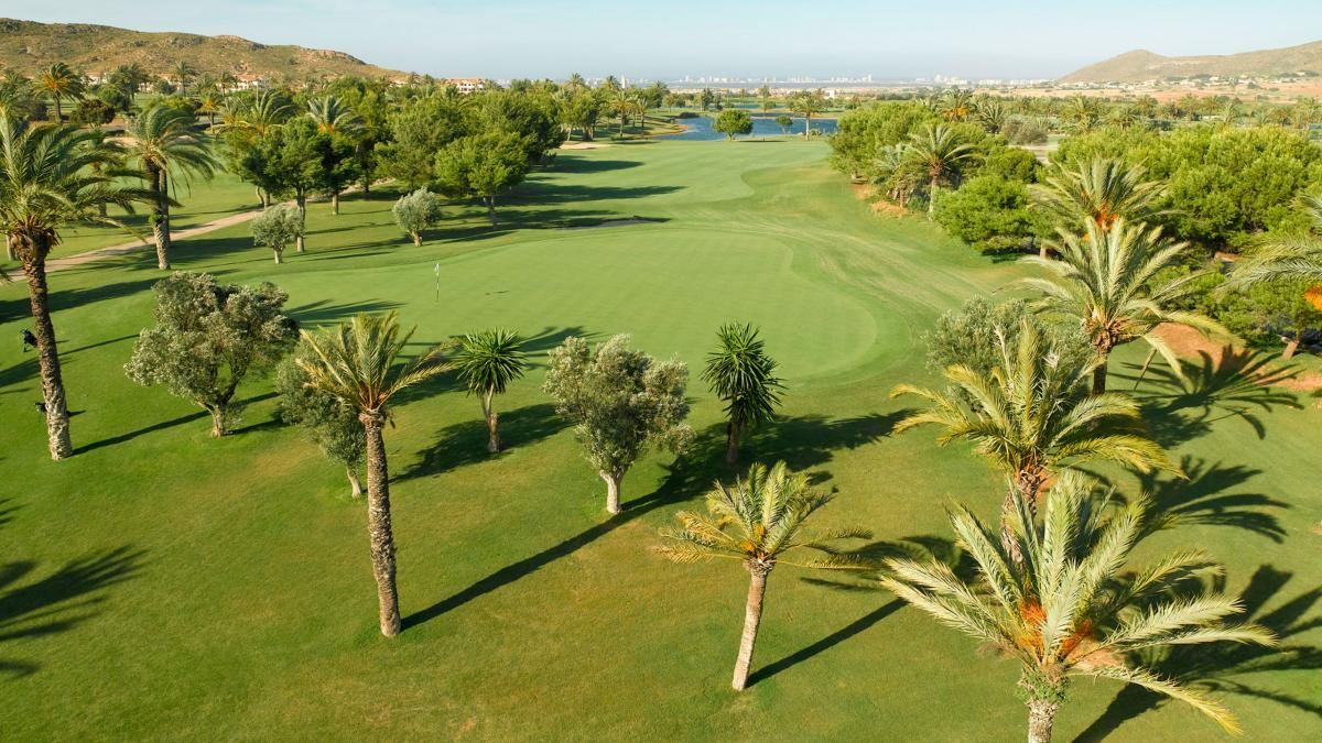 La Manga Golf Club, North Course