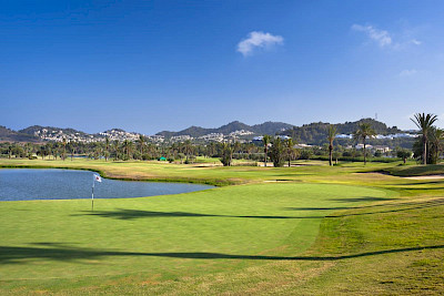 La Manga Golf Club, South Course
