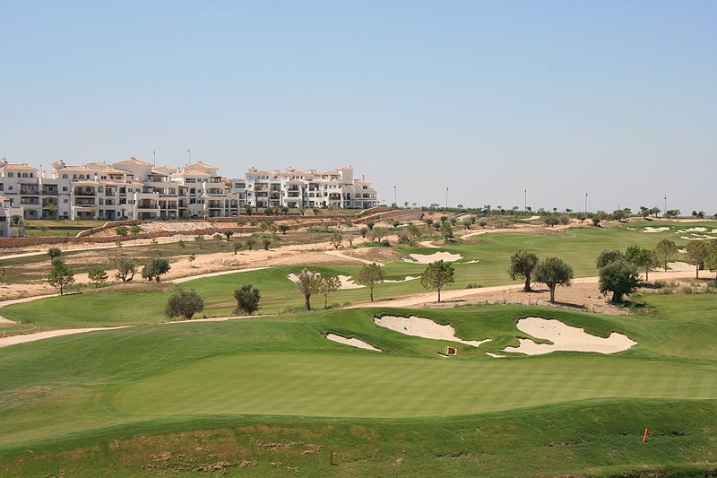 Best Golf Courses in Murcia
