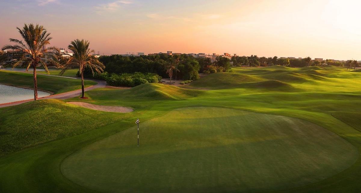 The Montgomerie Golf Club