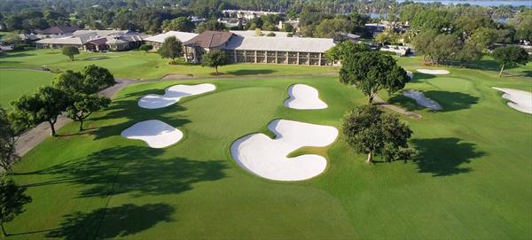 Arnold Palmers Bay Hill Golf Club