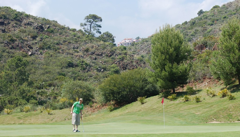Great golfing break ideas in the Costa Del Sol