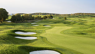 National (L'Albatros), Le Golf National Hotel