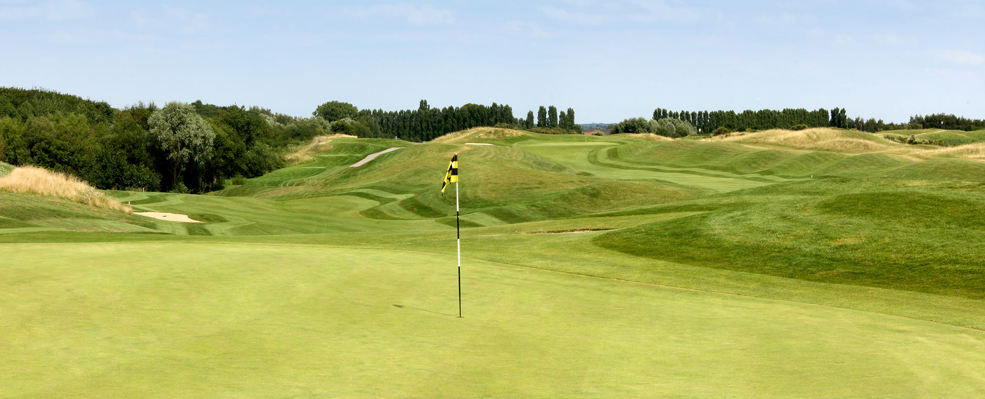 Aigle Course, Le Golf National Hotel