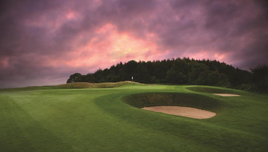 Montgomerie Course, Celtic Manor