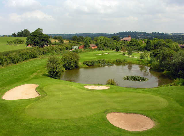 The Abbey Golf & Country Club Course